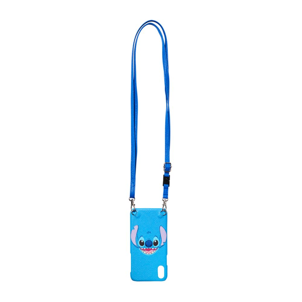 shopdisney.com - Stitch iPhone X/XS Case with Crossbody Strap Official shopDisney 44.99 USD