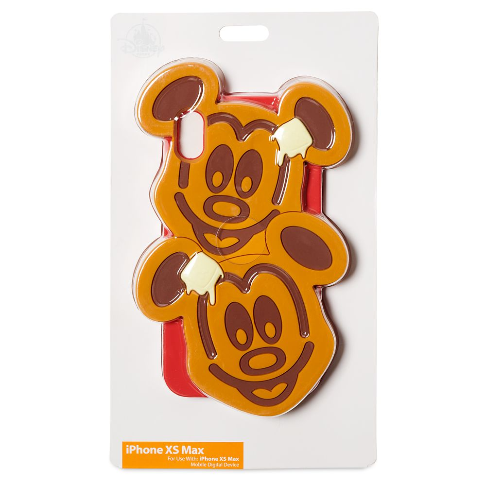 Mickey Mouse Waffle iPhone XS Max Case