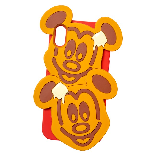 Mickey Mouse Waffle iPhone X/XS Case