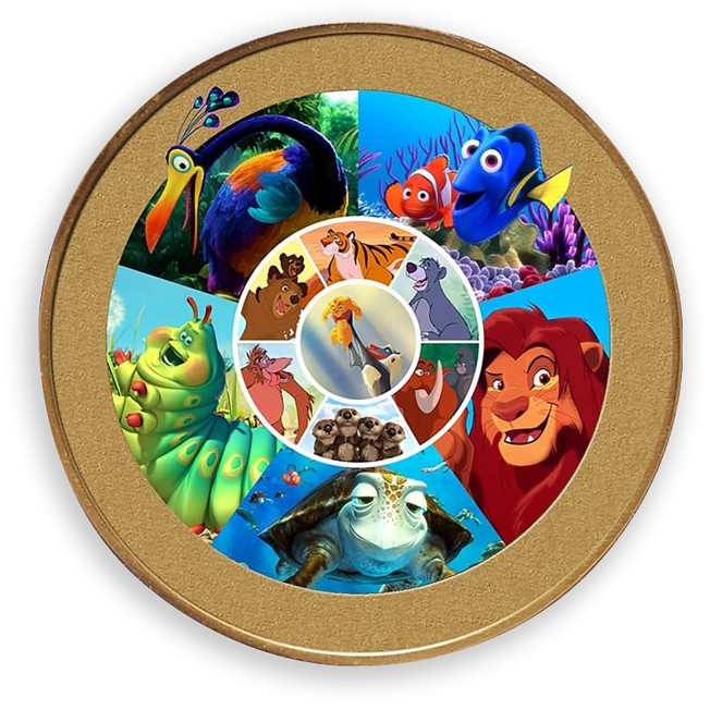 Disney Conservation Fund Earth Day 2020 Coin