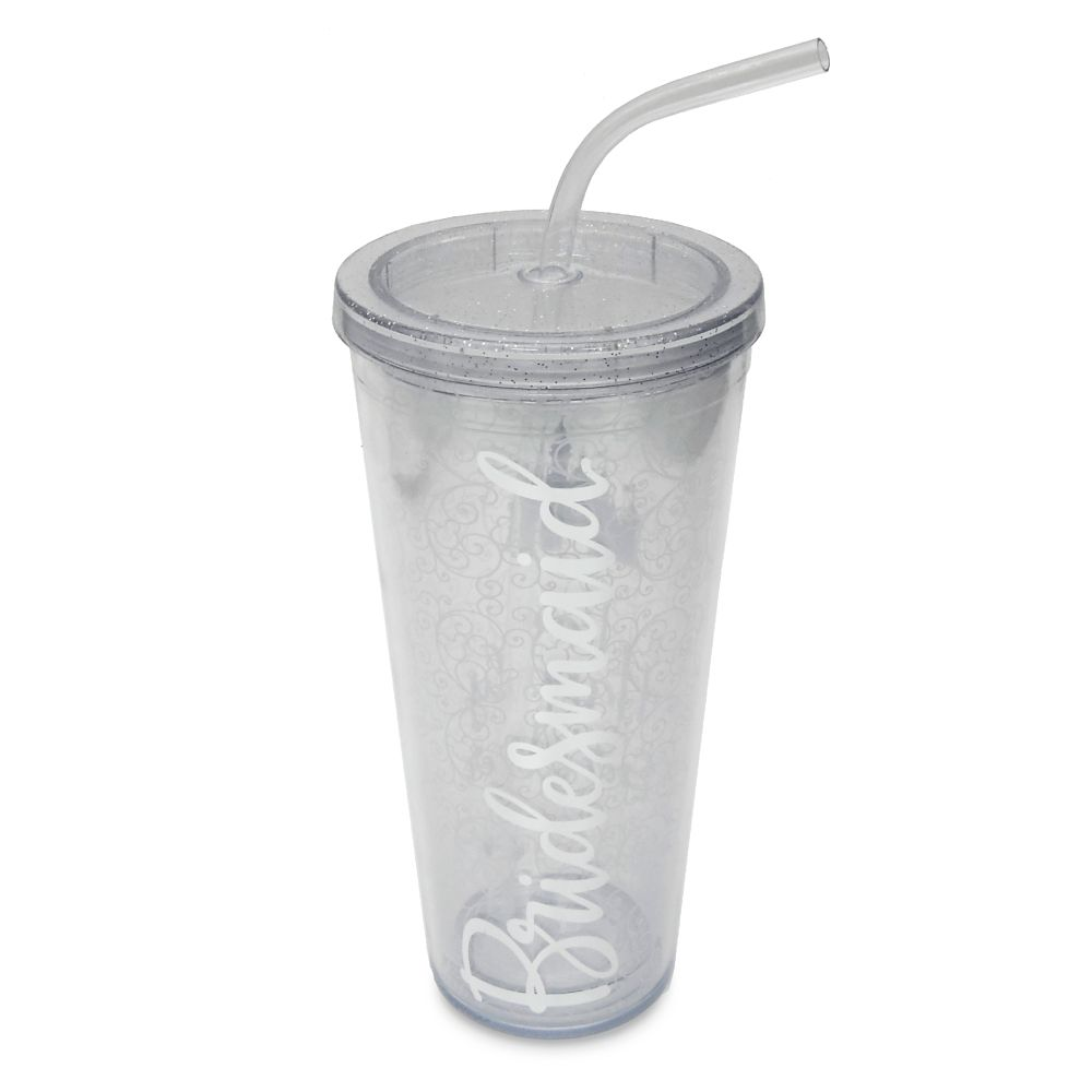 Fantasyland Castle Bridesmaid Travel Tumbler