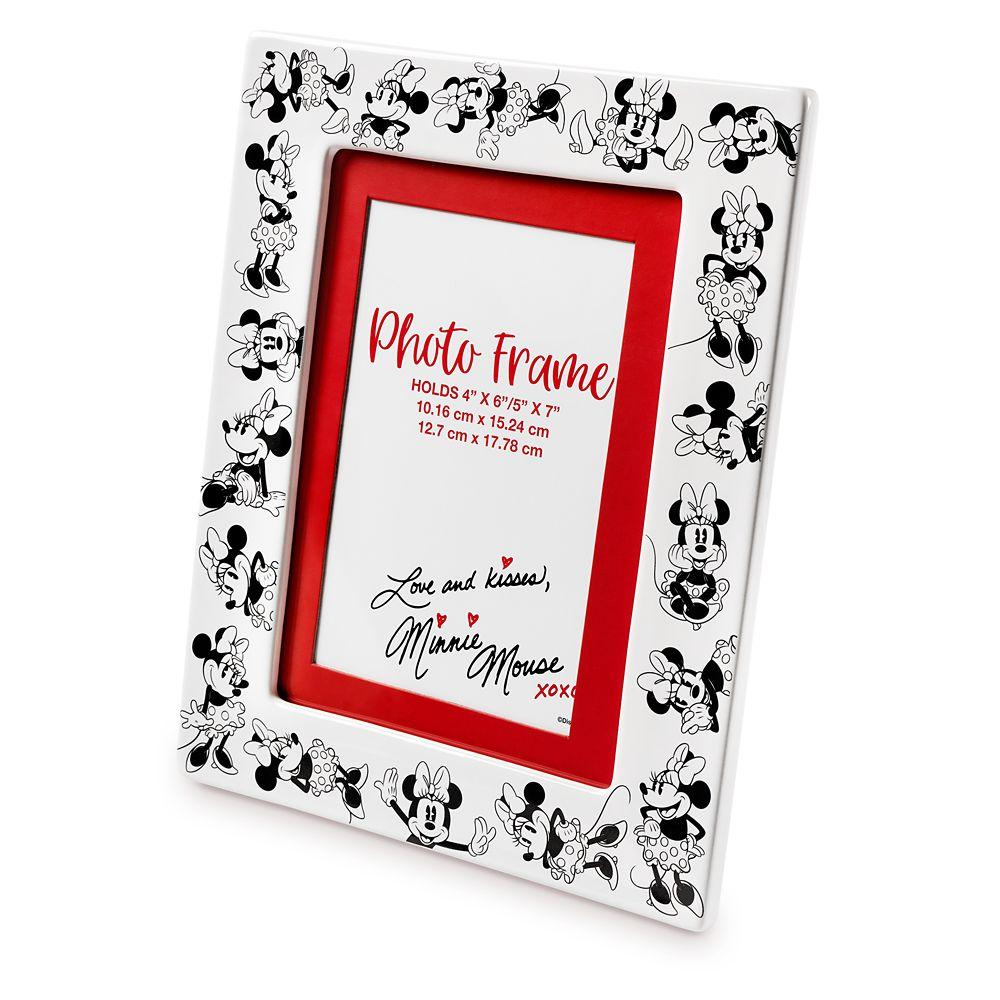 Minnie Mouse Ceramic Photo Frame – 4'' x 6'' / 5'' x 7''