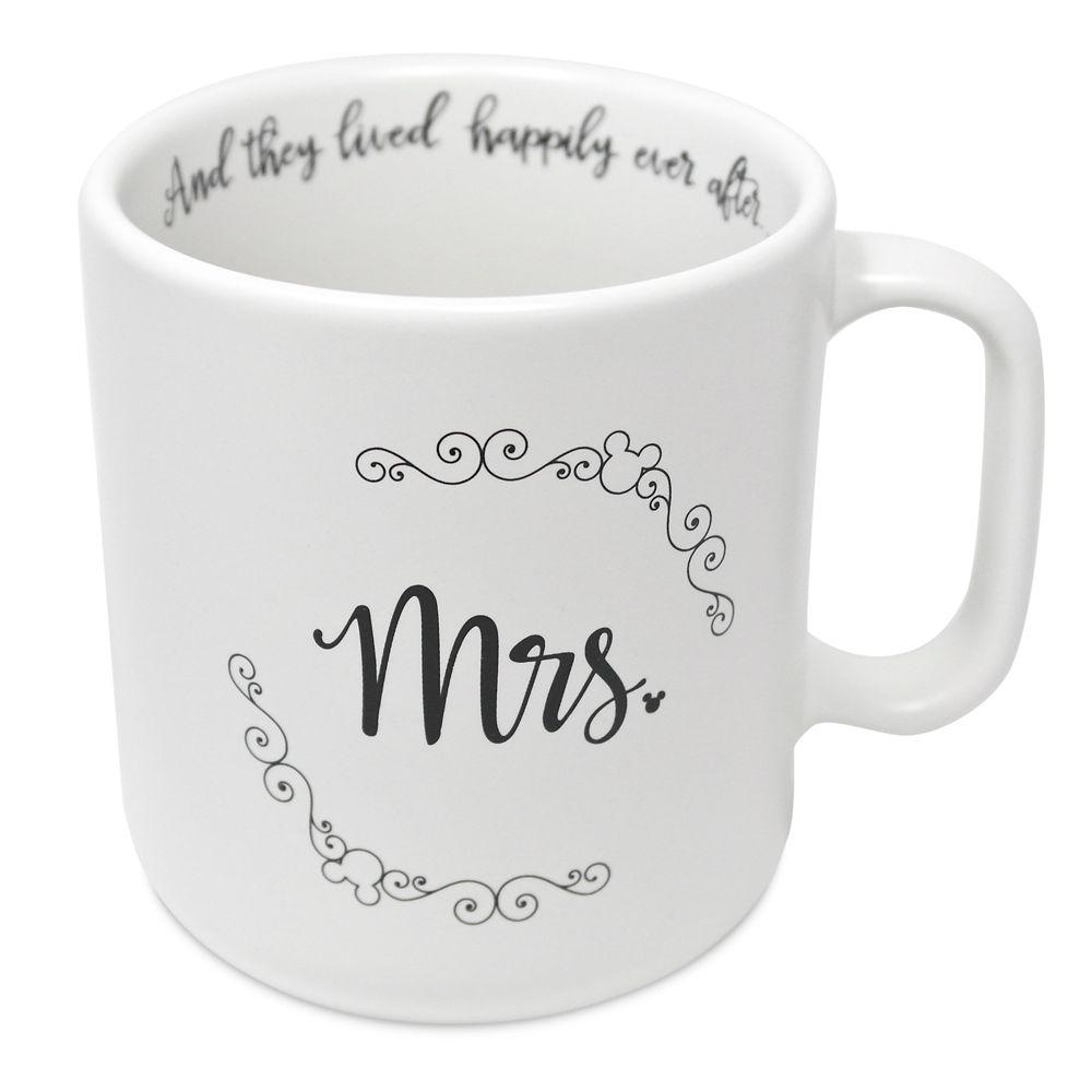 Mickey Mouse Icon ''Mrs.'' Mug