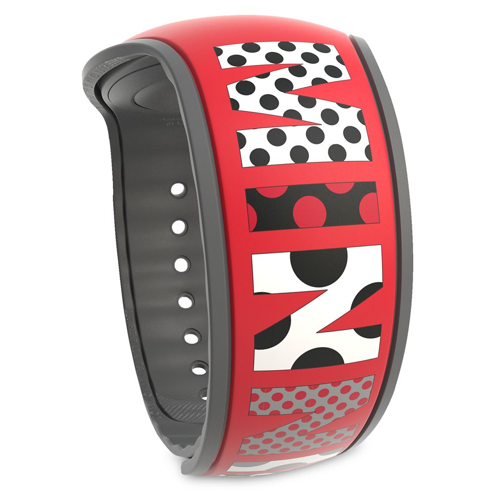 Minnie Mouse Fashion MagicBand 2 – Red