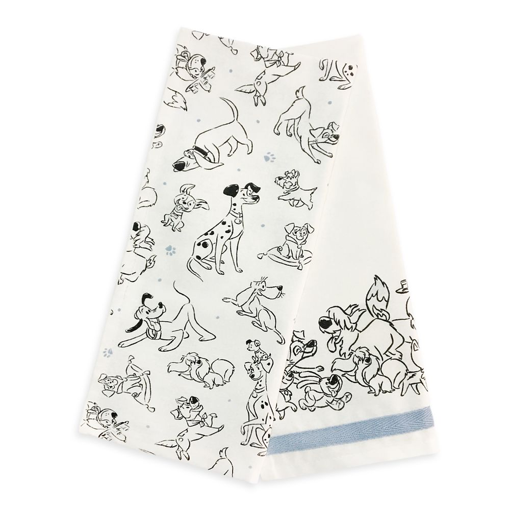 Disney Dogs Kitchen Towel Set