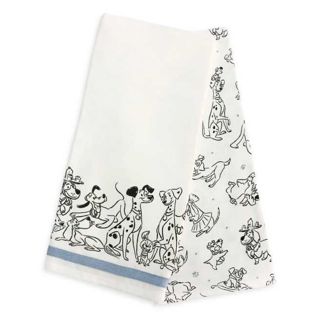Disney Dogs Kitchen Towel Set