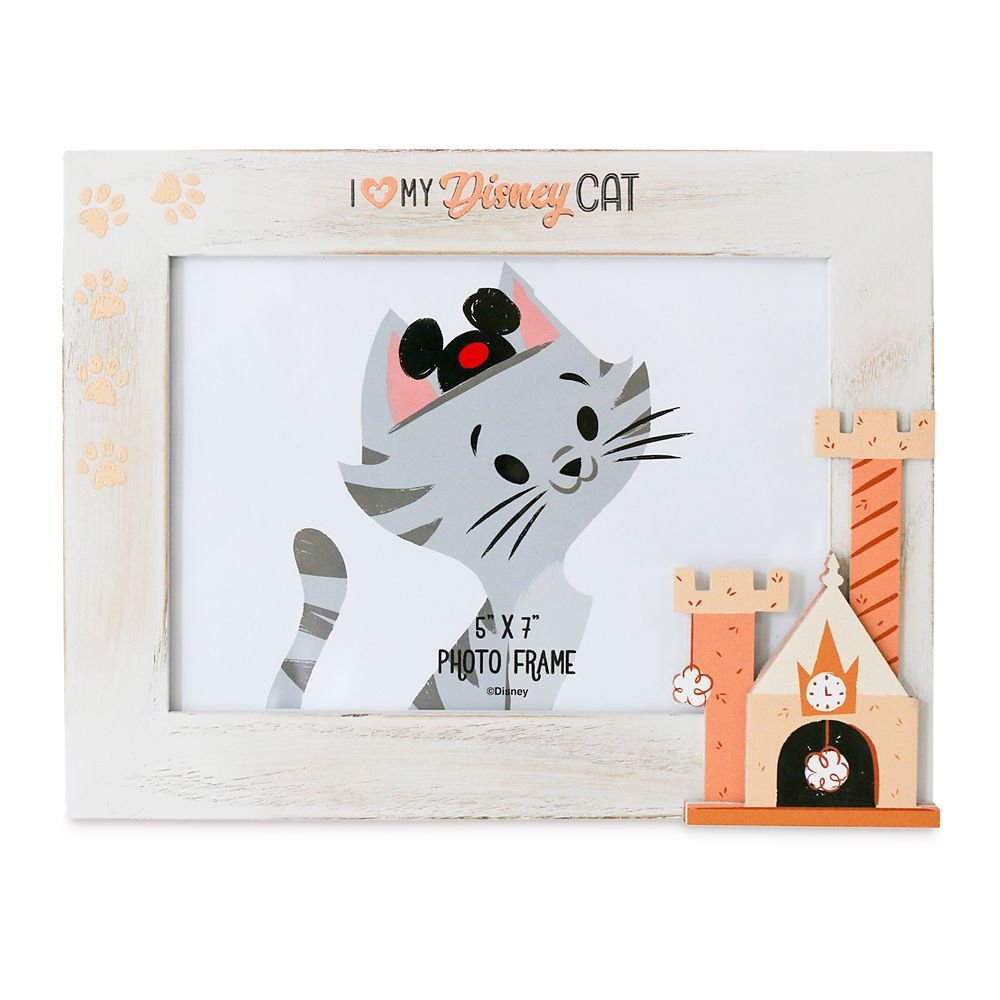 Disney Cats Photo Frame – 5'' x 7''