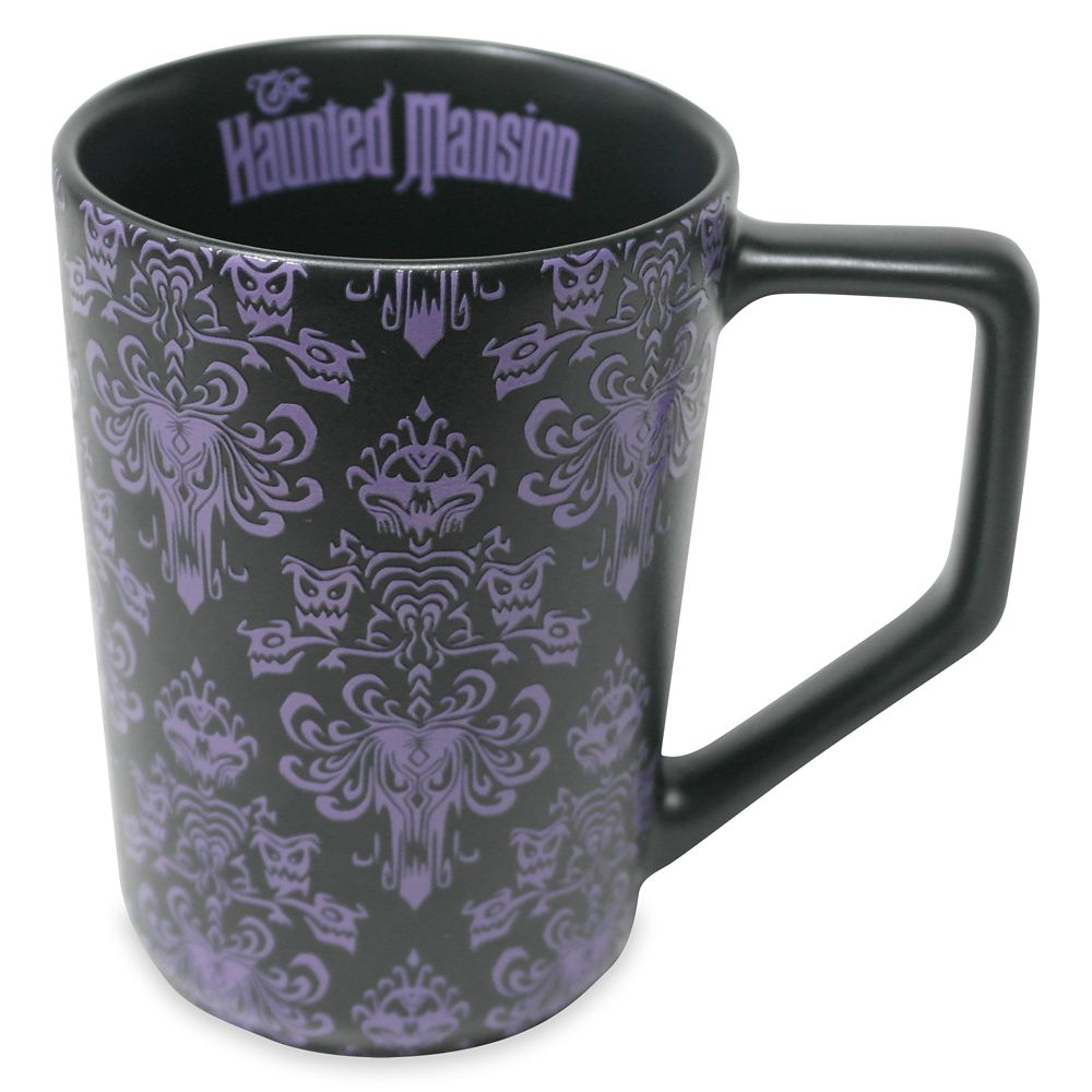 The Haunted Mansion Wallpaper Mug