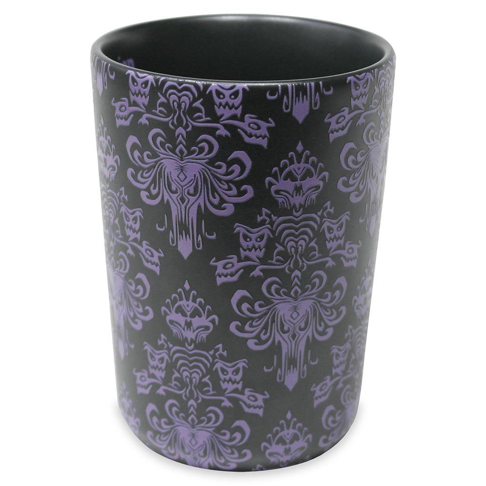 The Haunted Mansion Wallpaper Mug