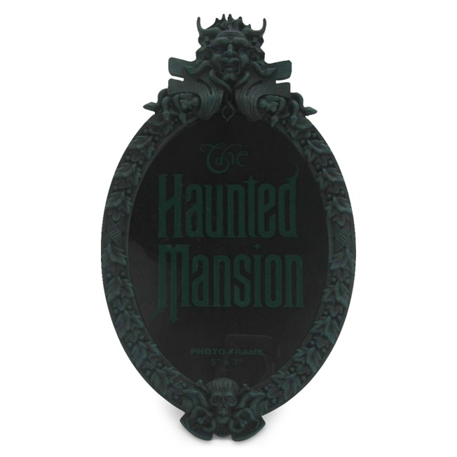 The Haunted Mansion Photo Frame – 5'' x 7''