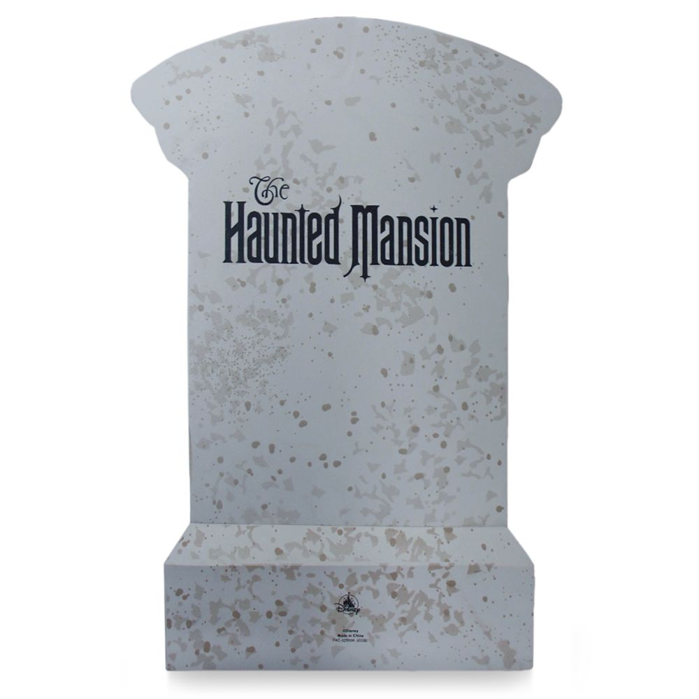 Master Gracey Garden Tombstone Replica – The Haunted Mansion