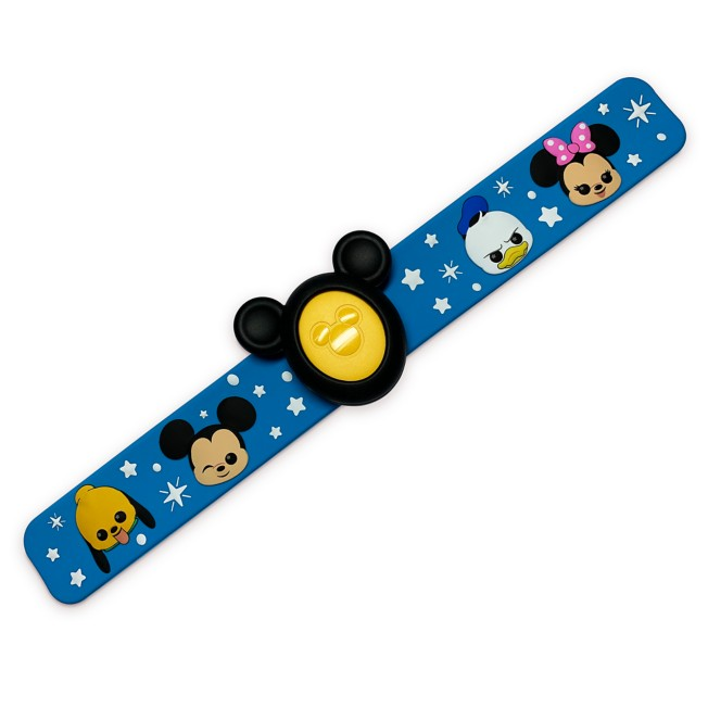 Mickey Mouse and Friends Wishables MagicBand Slap Bracelet