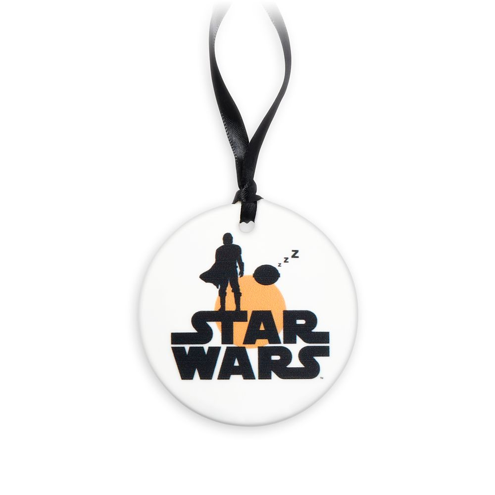 The Child Disc Ornament – Star Wars: The Mandalorian