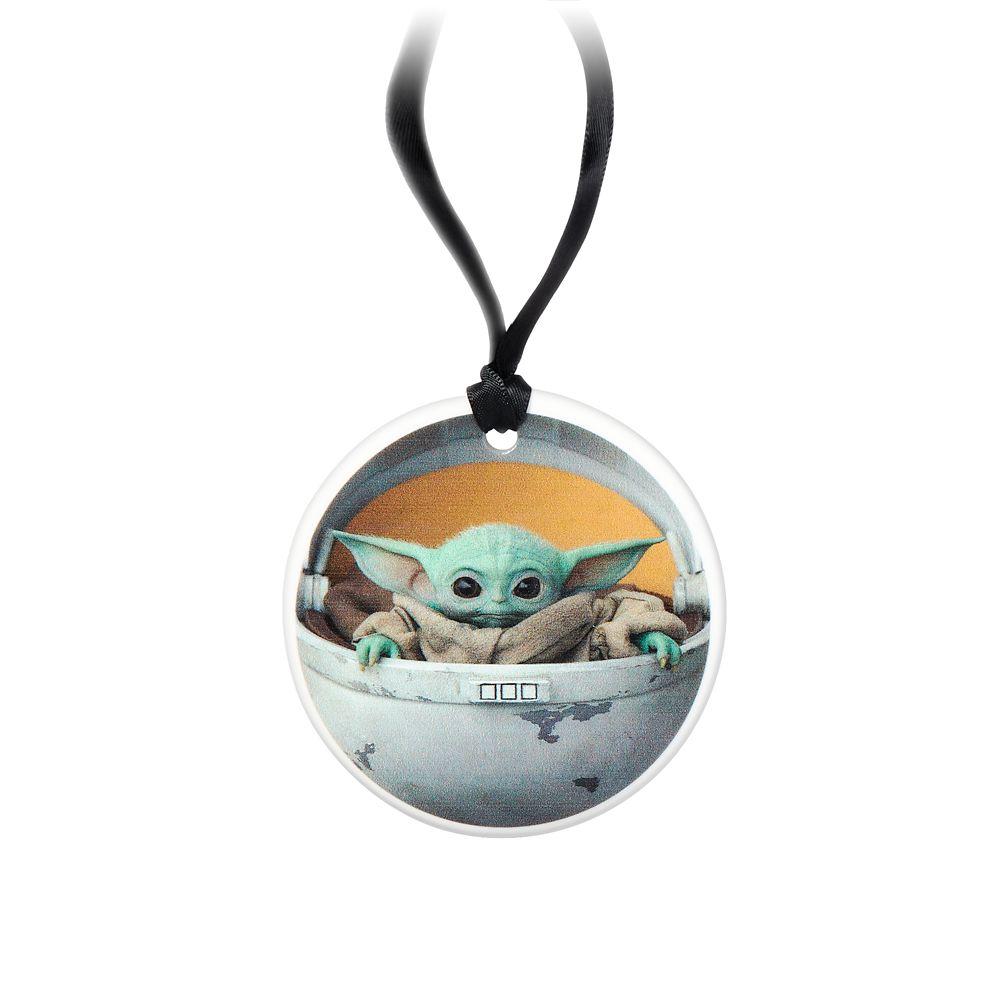 The Child Disc Ornament – Star Wars: The Mandalorian