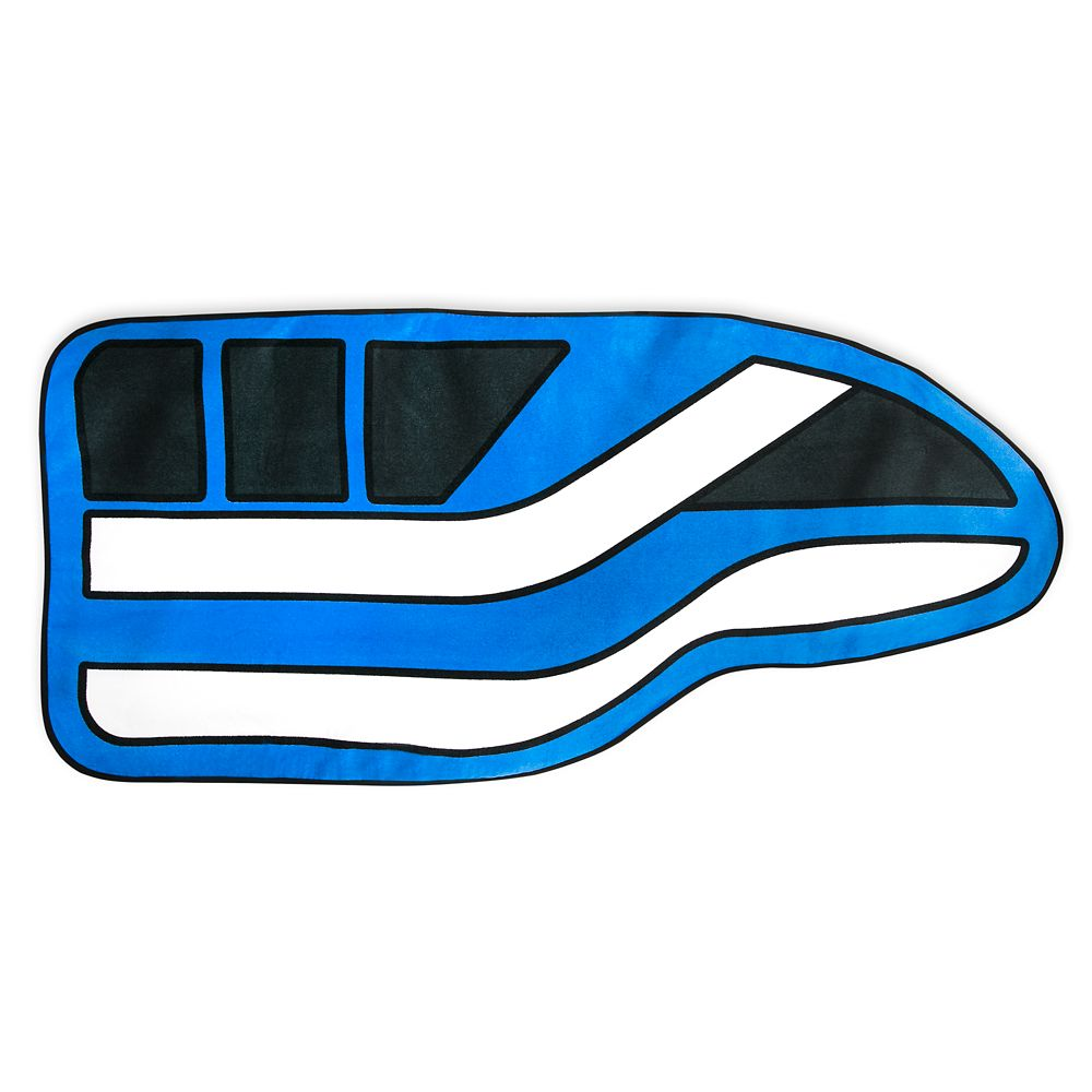 Monorail Beach Towel