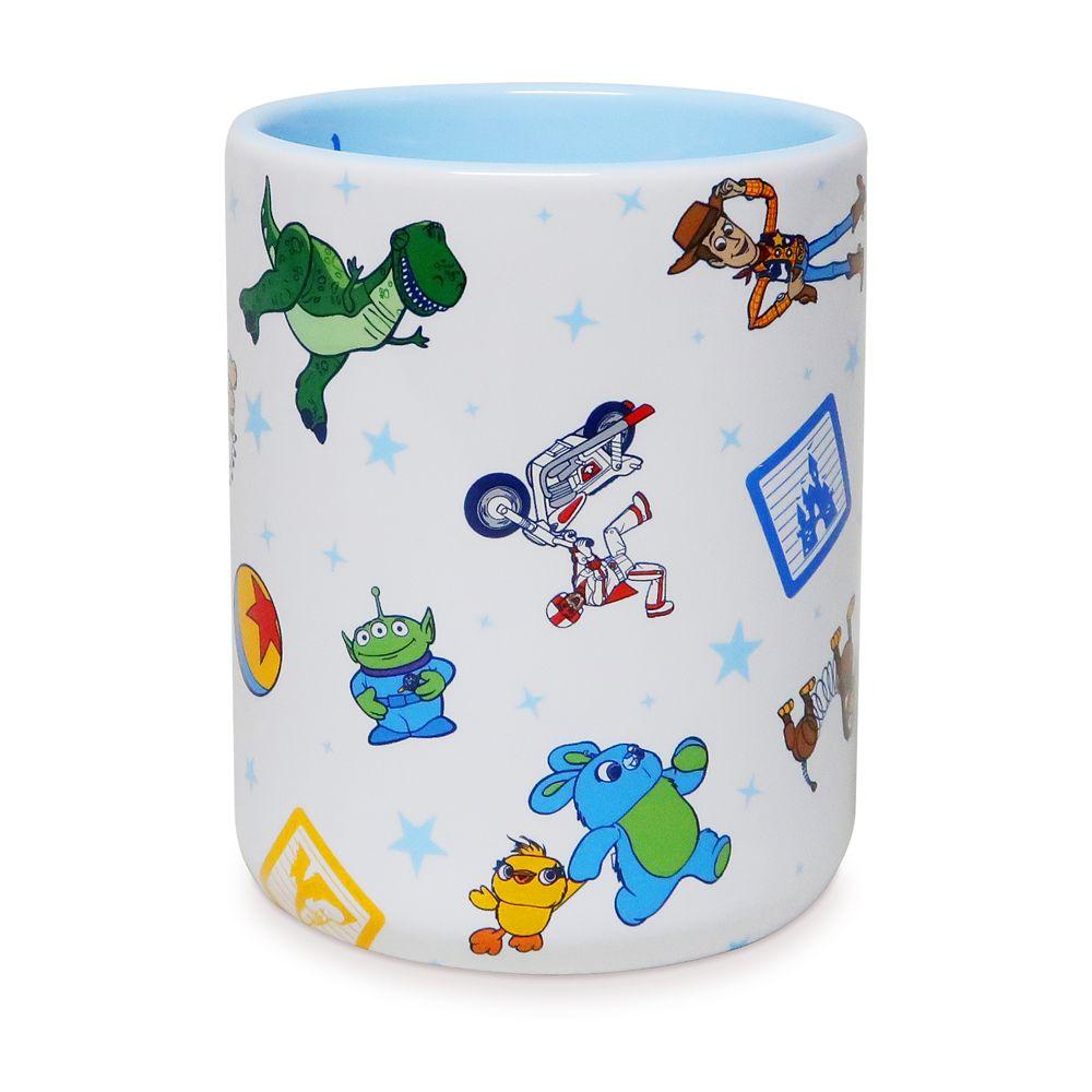 Toy Story Sculpted Mug – Disneyland