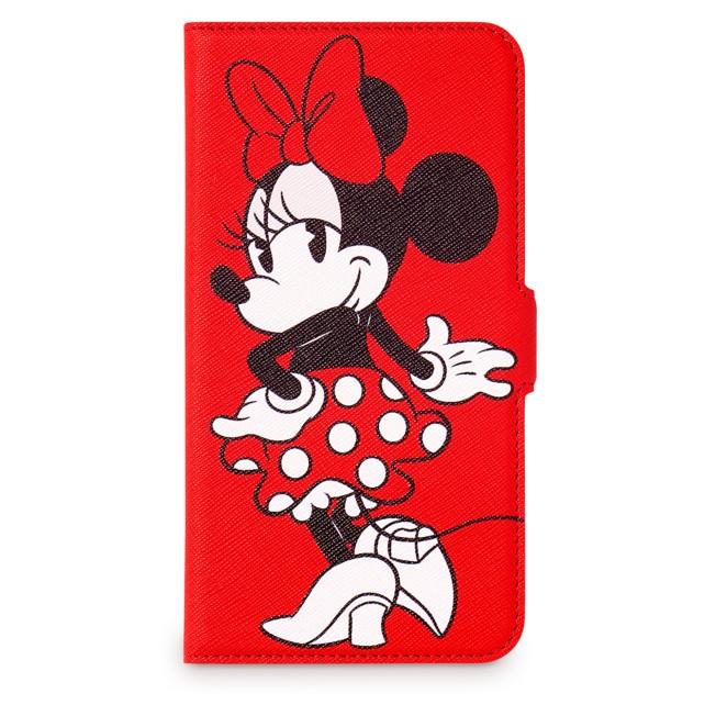 Minnie Mouse iPhone 6+/7+/8+ Folio Case