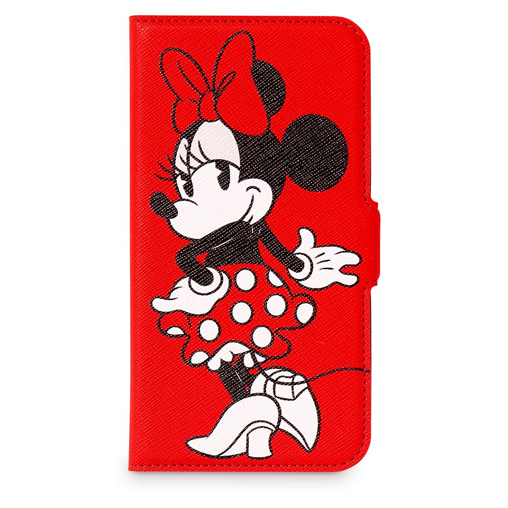 Minnie Mouse iPhone 6/6S/7/8 Folio Case