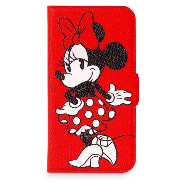 Minnie Mouse iPhone 6/6S/7/8 Folio Case