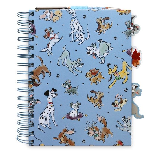 Disney Dogs Journal and Pen Set