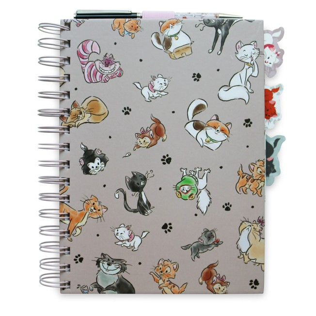 Disney Cats Journal and Pen Set