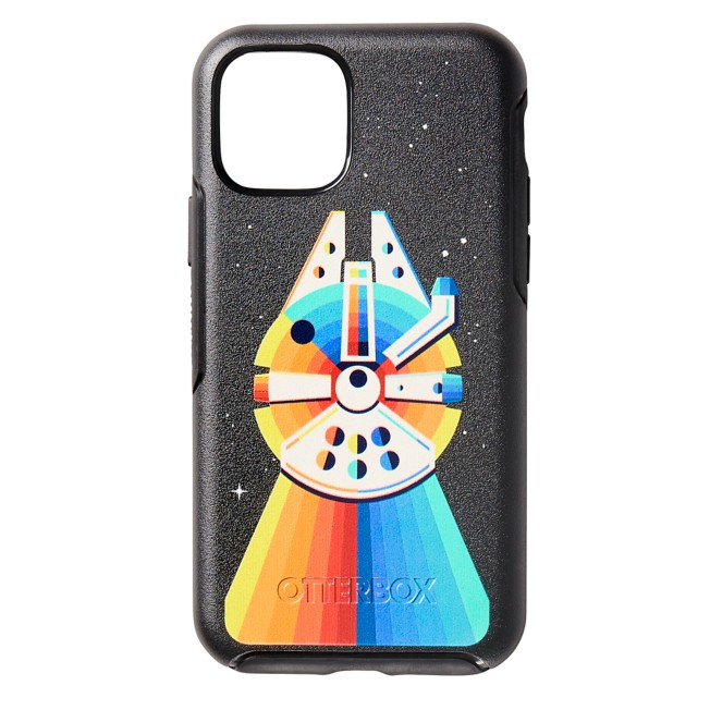 Millennium Falcon Rainbow iPhone 11 Pro Case by OtterBox – Star Wars