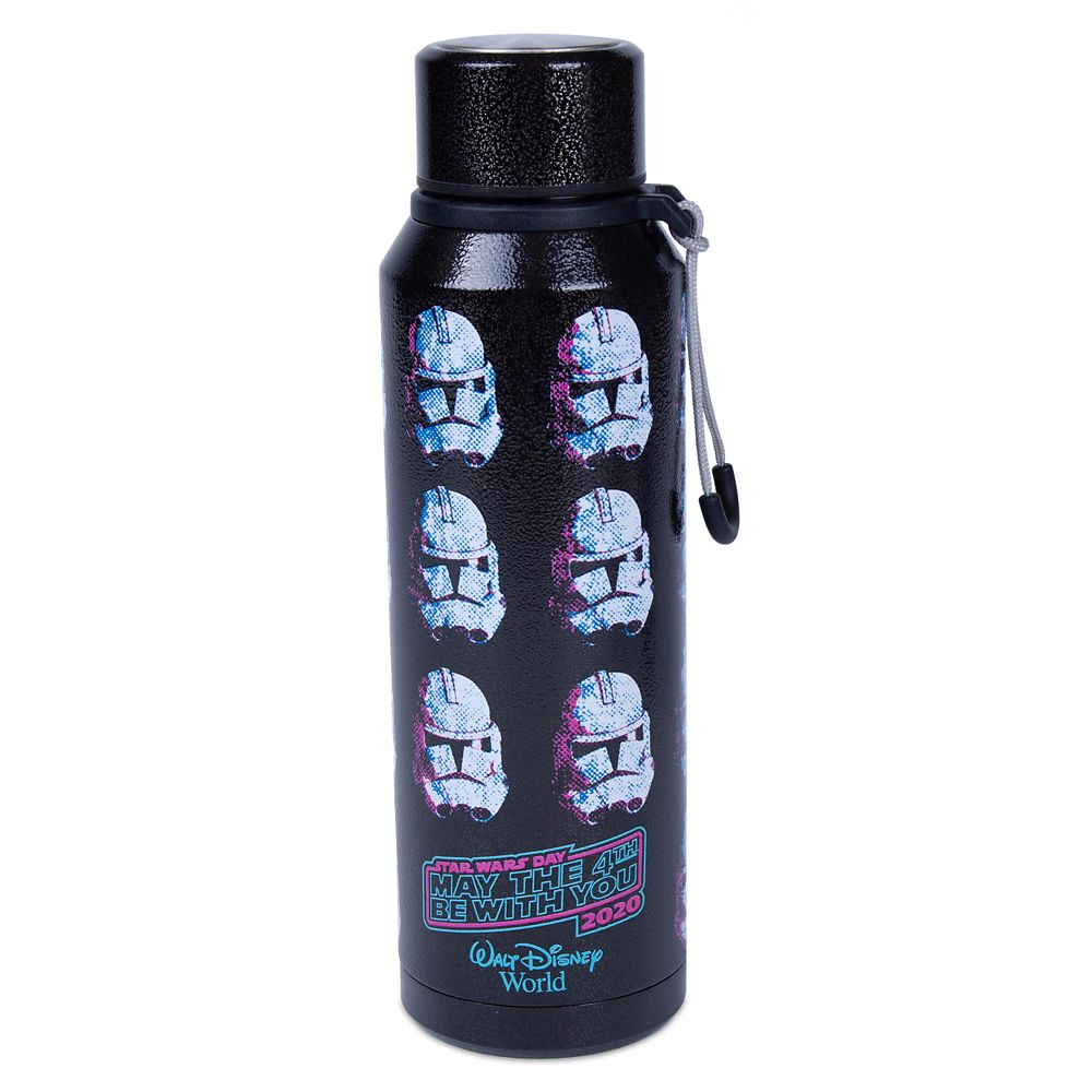 Star Wars: May the 4th Be With You Water Bottle – Walt Disney World