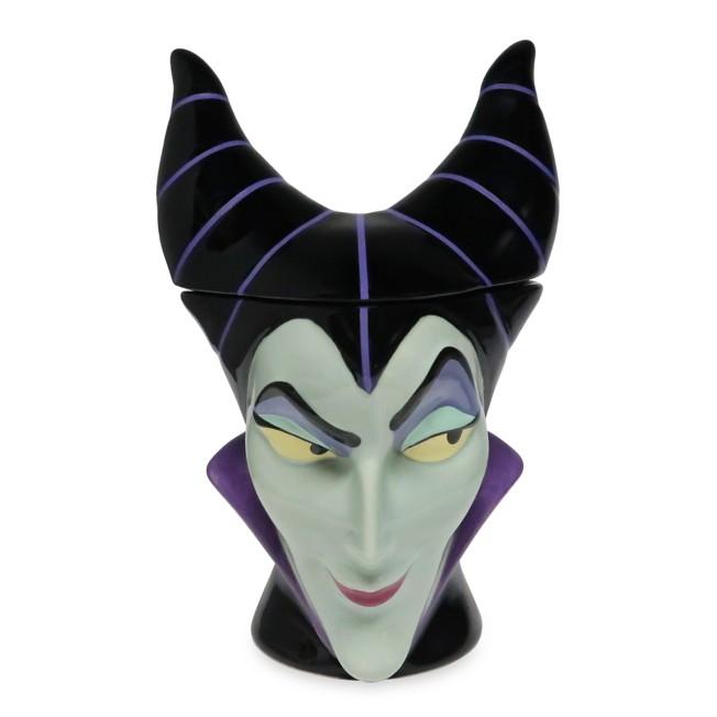 Maleficent Mug with Lid – Sleeping Beauty