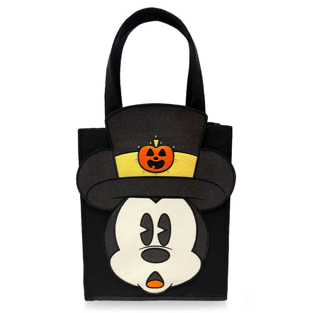 Mickey Mouse Light-Up Halloween Candy Bag