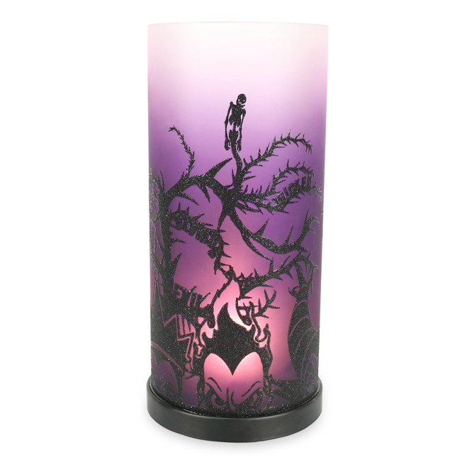 Disney Villains Light-Up Candle