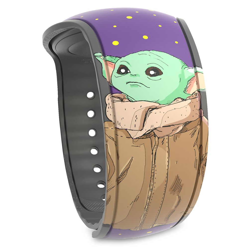 The Child MagicBand 2 – Star Wars: The Mandalorian – Limited Edition