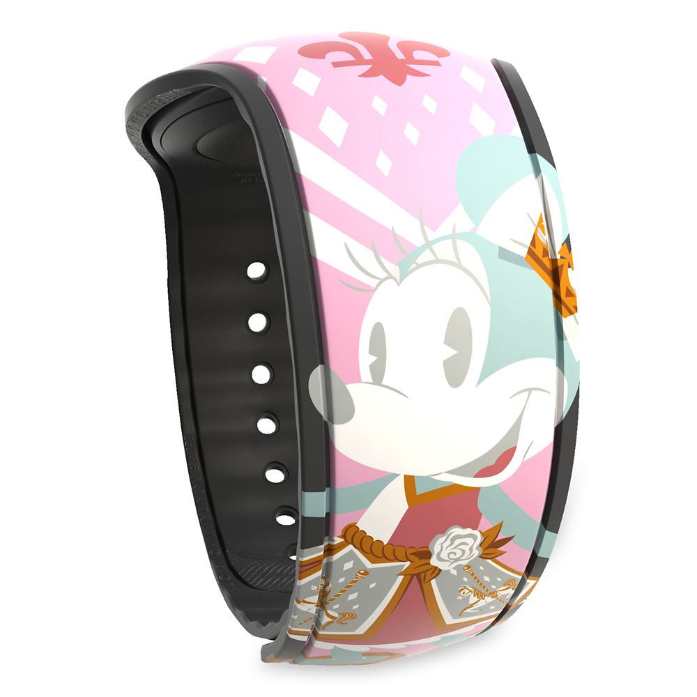 MINNIE MOUSE: THE MAIN ATTRACTION MAGICBAND 2 DISNEY KING ARTHUR CARROUSEL