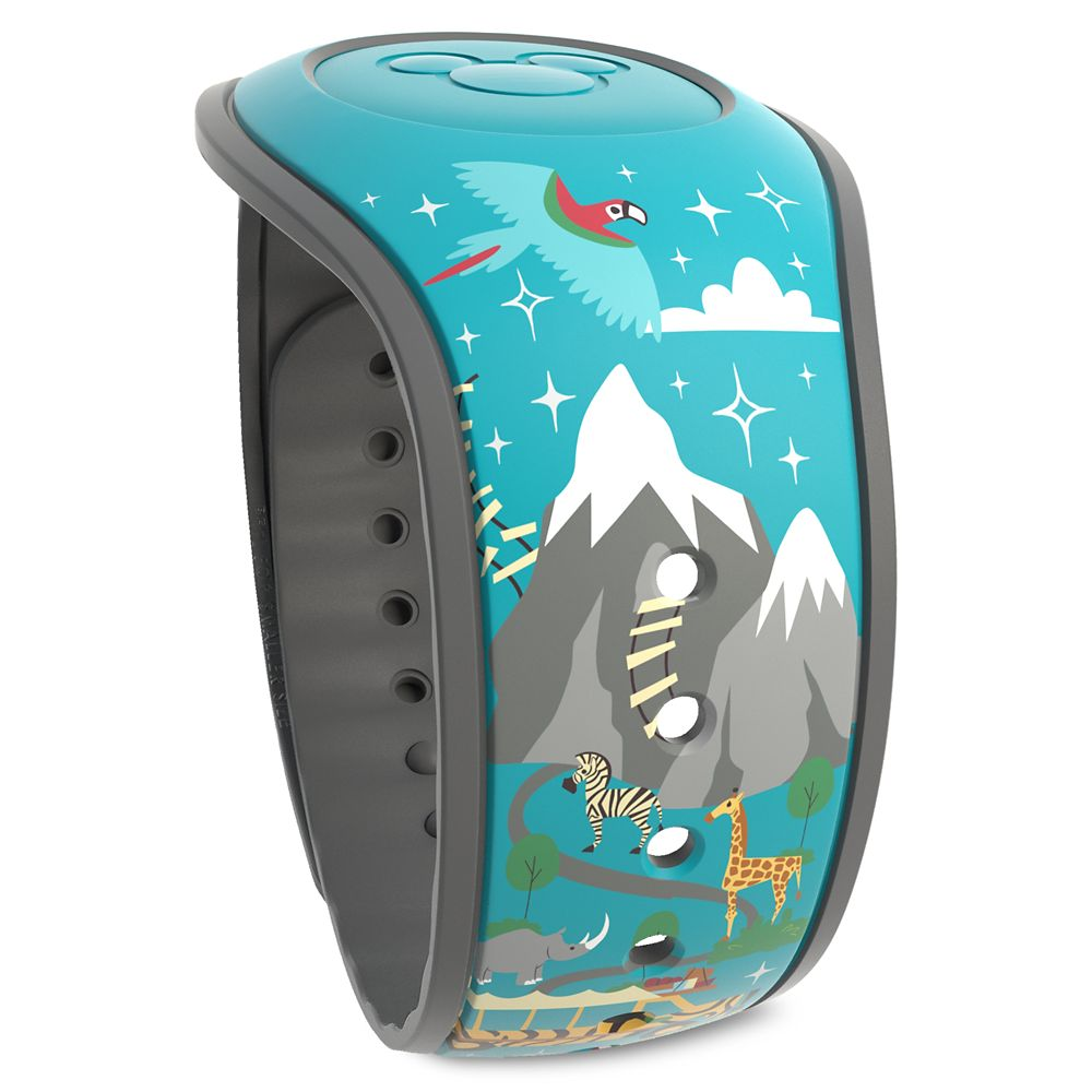 Mickey Mouse MagicBand 2 – Disney's Animal Kingdom