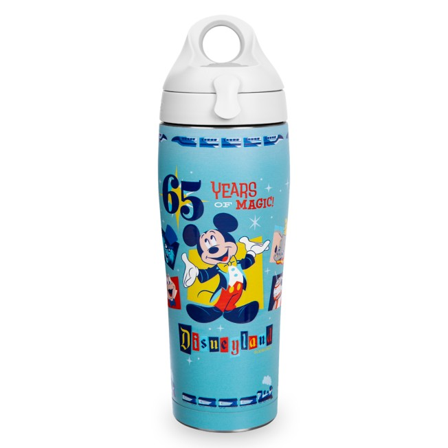 Disneyland 65th Anniversary Stainless Steel Travel Tumbler by Tervis