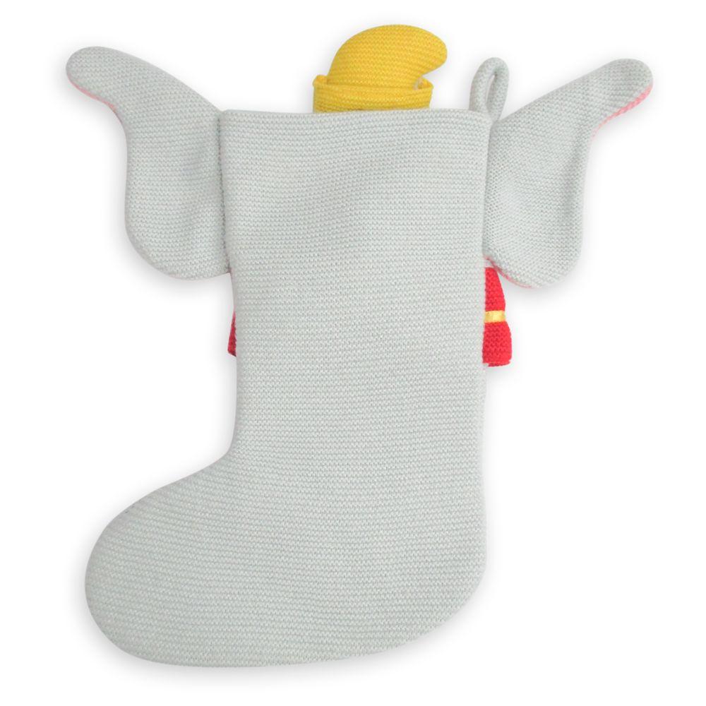 Dumbo Knit Holiday Stocking