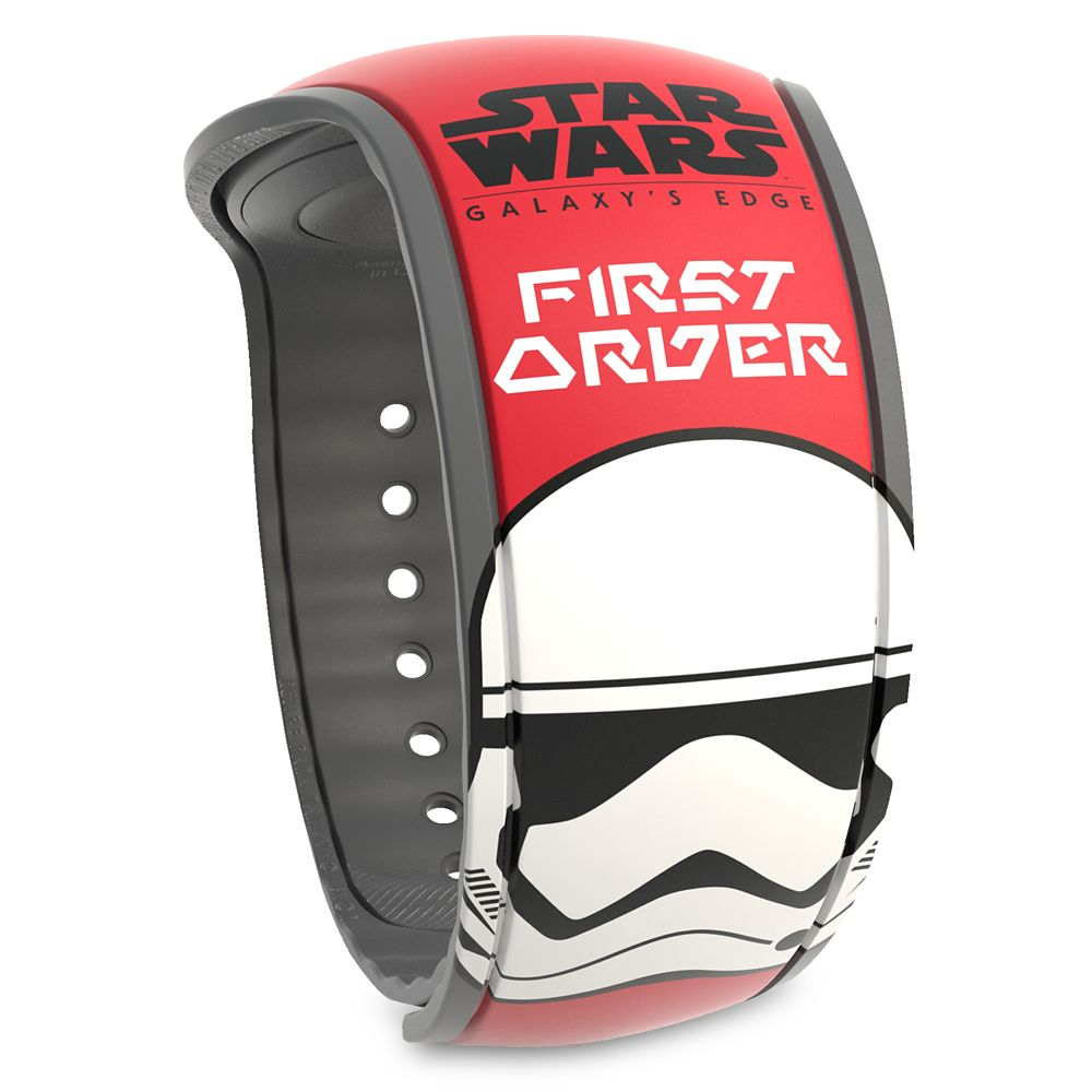 Star Wars: Galaxy's Edge MagicBand 2 – First Order – Limited Release