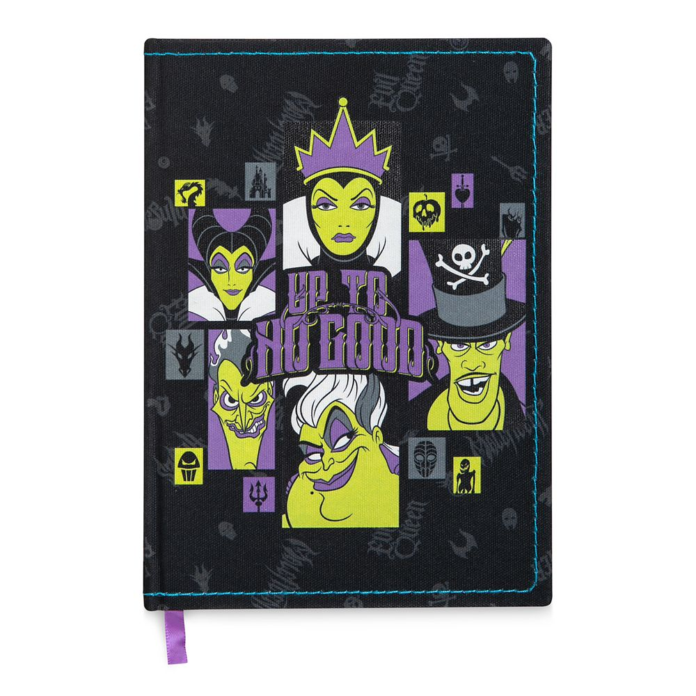 Disney Villains Journal