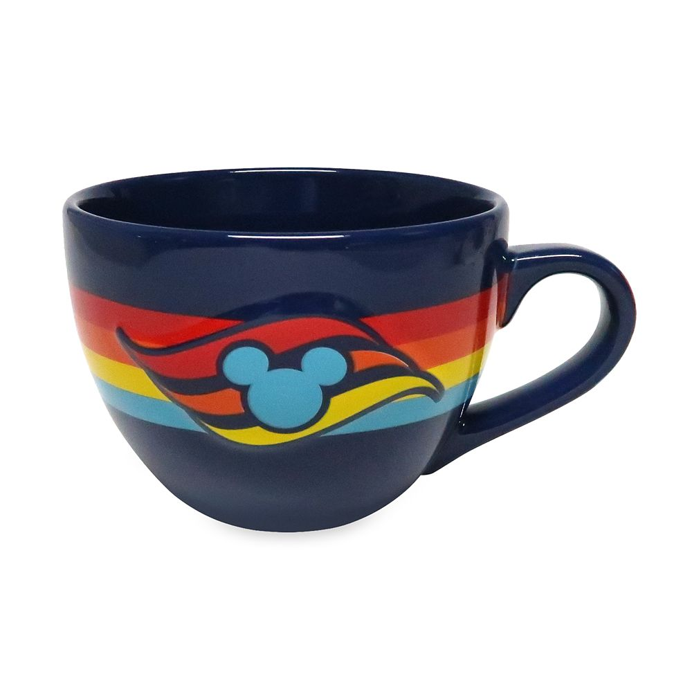 Disney Cruise Line Rainbow Mug