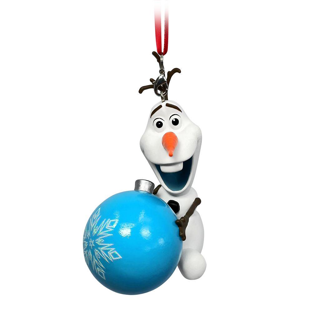 Olaf Figural Ornament – Frozen