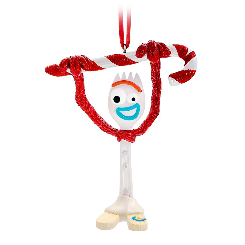 Forky Holiday Ornament – Toy Story 4