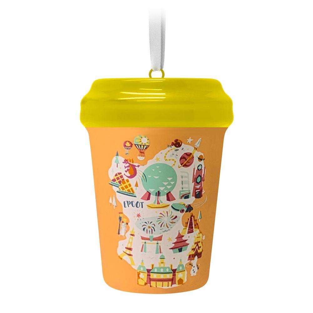 Epcot Starbucks Cup Ornament