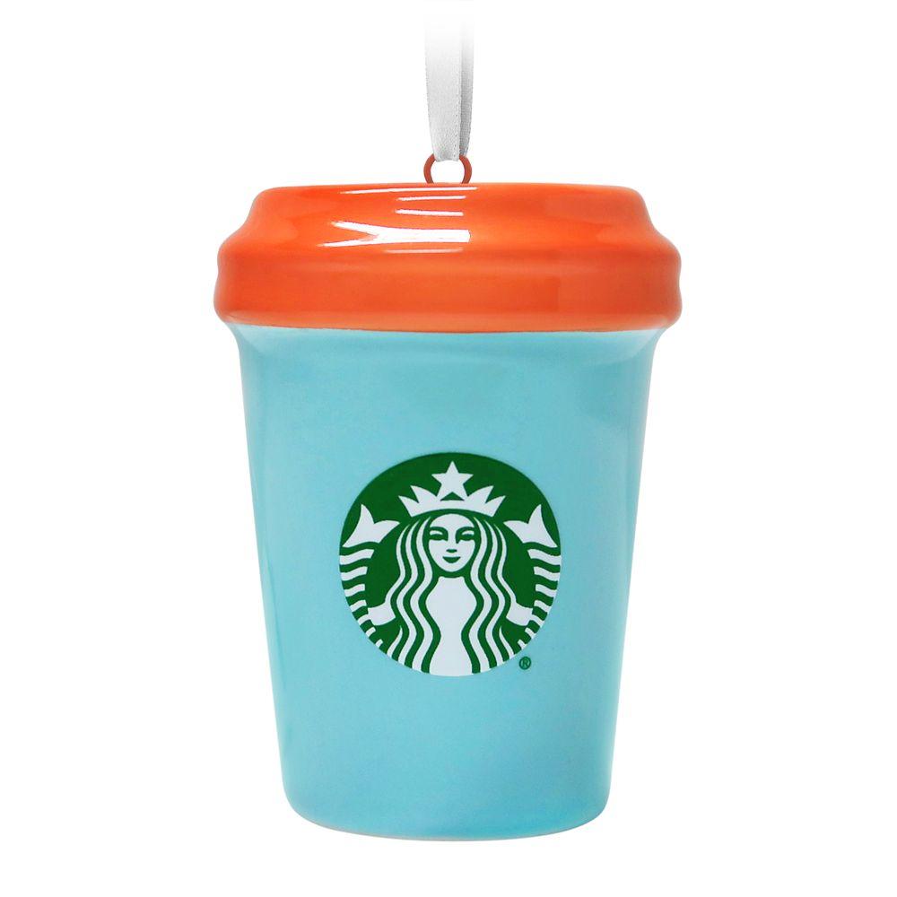 Disney's Hollywood Studios Starbucks Cup Ornament