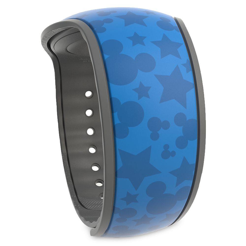 Mickey Mouse MagicBand2 and Sorcerer Hat MagicBandIt – Fantasia – Wishes Come True Blue – Limited Release