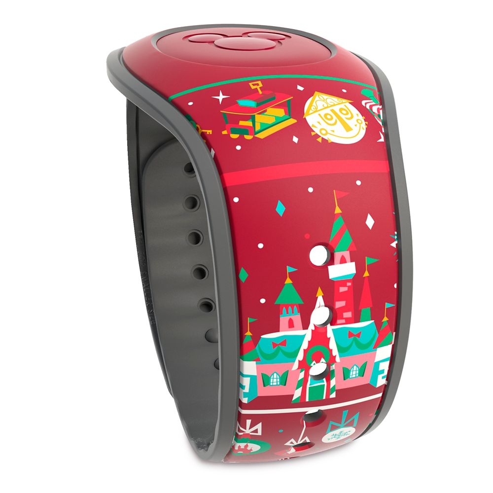Disney Parks Holiday Sweater MagicBand 2