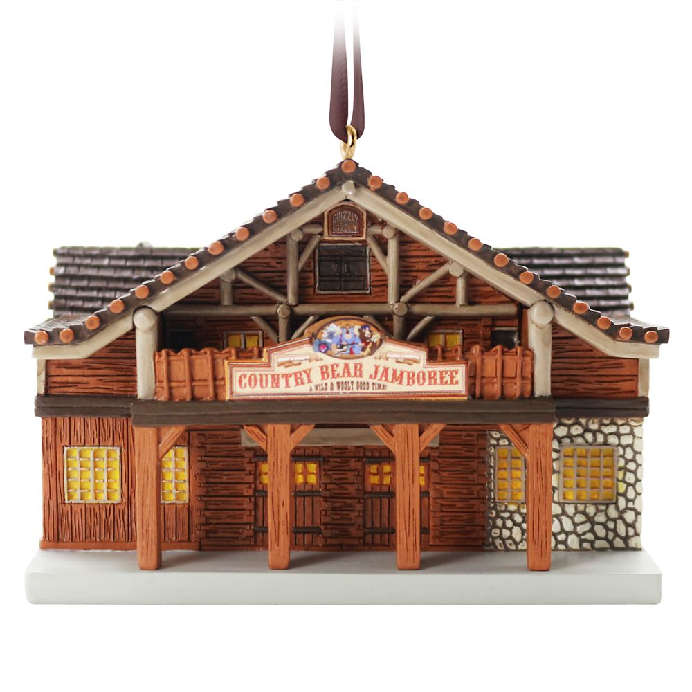 The Country Bear Jamboree Holiday Ornament – Walt Disney World