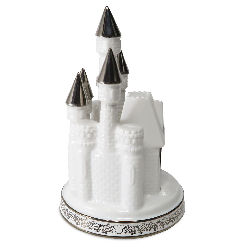 Fantasyland Castle Cake Topper