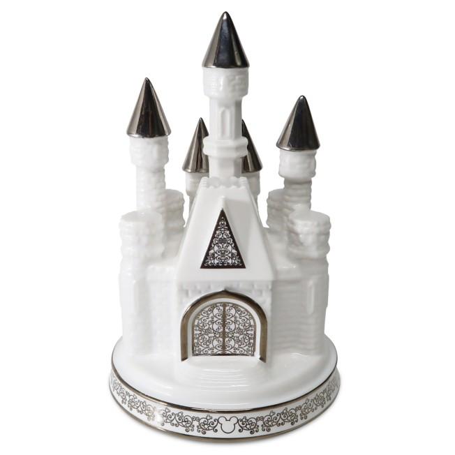 Fantasyland Castle Cake Topper