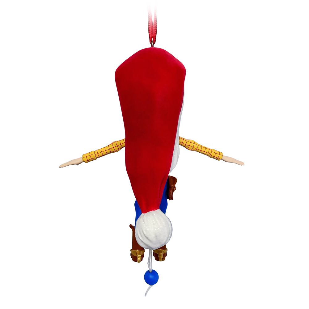 Woody Articulated Figural Ornament – Toy Story