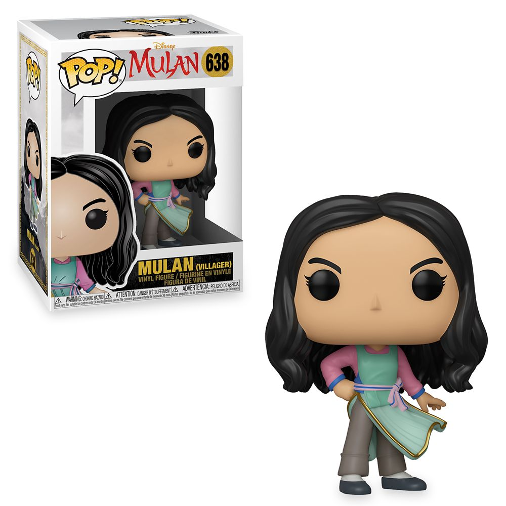 Mulan (Villager) Funko Pop! Vinyl Figure – Live Action Film