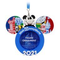 Mickey Mouse Frame Ornament – Walt Disney World 2021